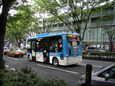 ハチ公バス。